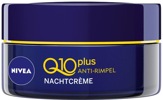 NIVEA Q10plus Anti-Rimpel Nachtcrème - 50 ml