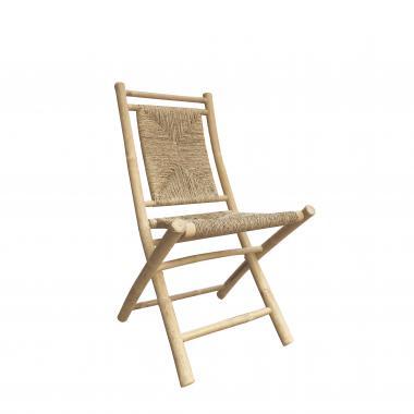 Royal Patio vouwstoel Lazio - bamboe