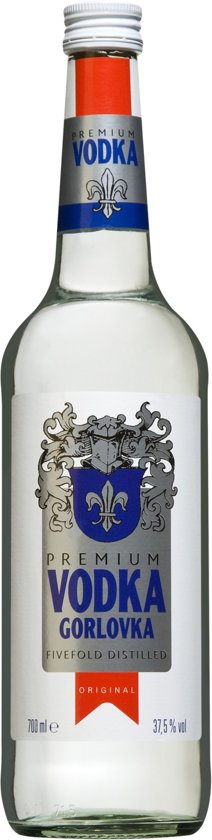 Gorlovka Vodka - 1 x 70 cl