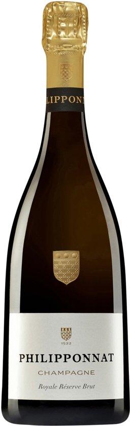 Philipponnat Royale Réserve Brut Magnum - Witte wijn - Pinot Noir|Pinot Meunier|Chardonnay - 150 cl