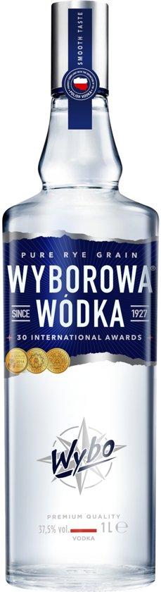 Wyborowa Vodka - 1 x 1 L