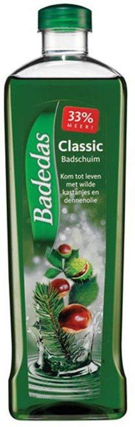 bol.com | Badedas Classic Vital - 1 lt - Badschuim