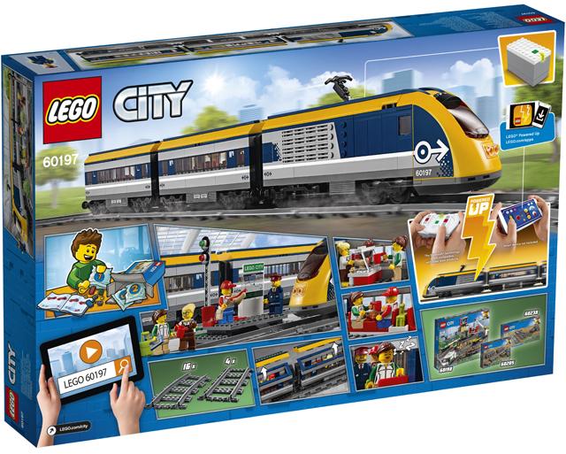 LEGO City Passagierstrein (LEGO 60197) | 5702016109788