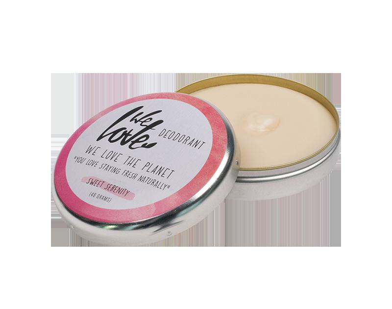 Natuurlijke deodorant Sweet Serenity - We love the planet
