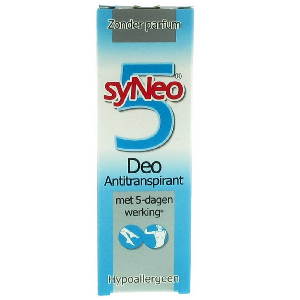 Syneo 5 Antitranspirant Deodorant - shop-pharmacie.fr