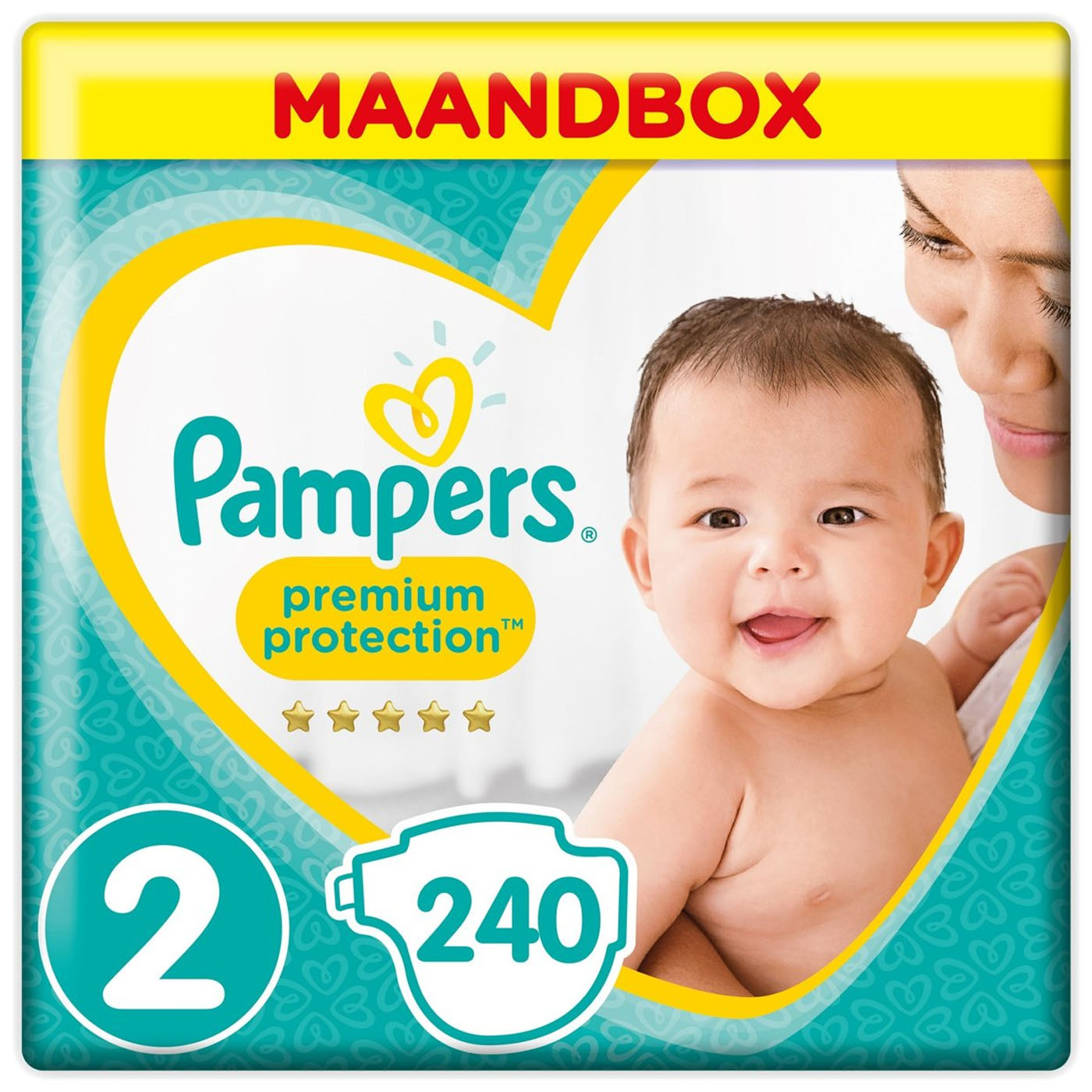 Tot 50% korting op Pampers luiers en babydoekjes met de