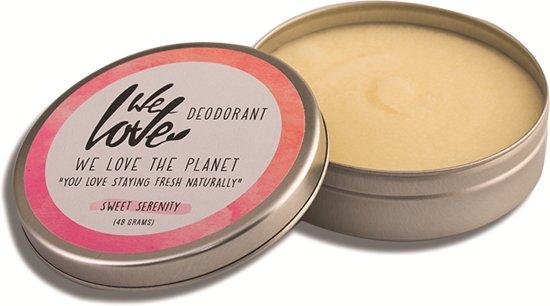 Sweet Serenity We Love The Planet Deodorant - Natuurlijk