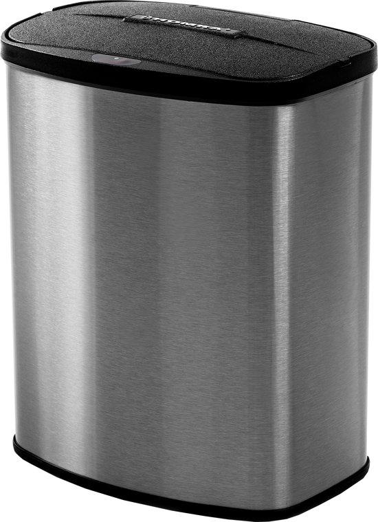 Homra IXXA sensor prullenbak – prullenbakje – badkamer – toilet - 8 liter