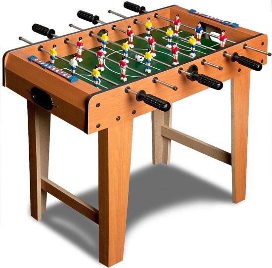 Kinder voetbaltafel, speeltafel, tafelvoetbal, voetbalspel