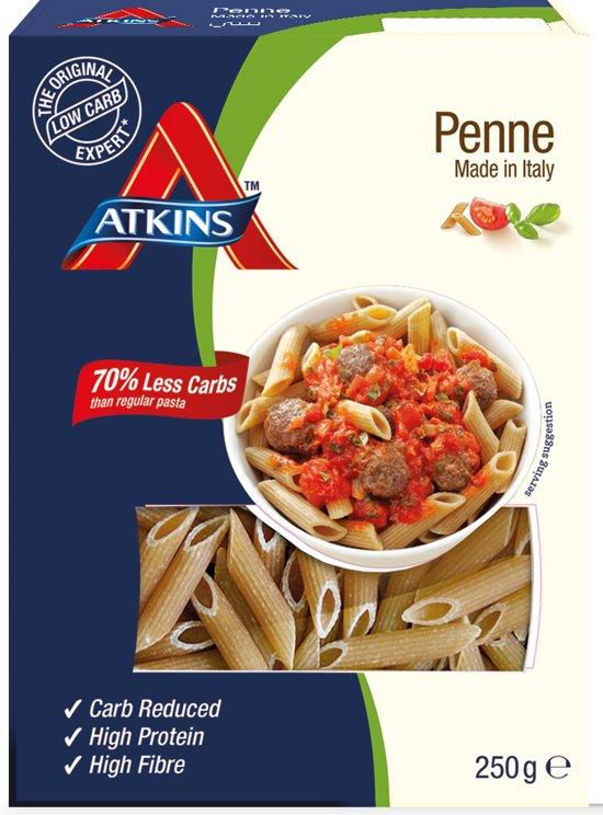 Atkins Cuisine Penne - Pasta - 250 gram