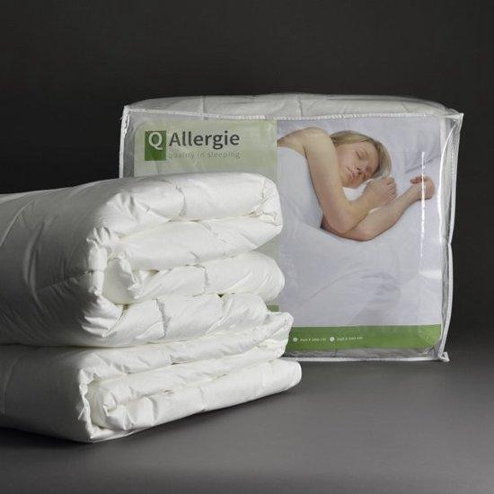 Huisstofmijt + Allergeenstof dicht dekbed 140x200cm 4-seizoenen anti-allergie.