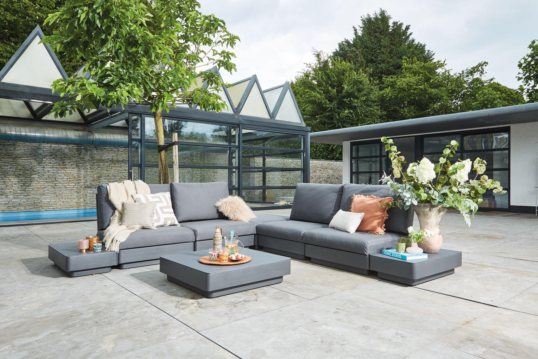 SUNS Copenhagen - Lounge set - SUNS Blue Collection