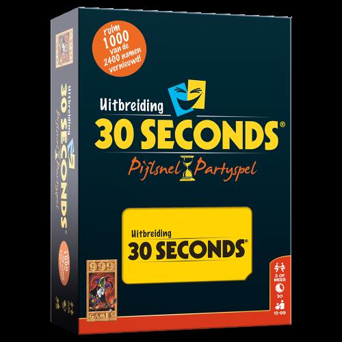 30 Seconds ® Uitbreiding - Bordspel kopen
