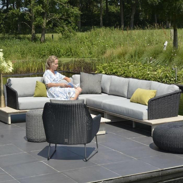 4 Seasons outdoor Altea loungeset - Springbed | mattress | outdoor