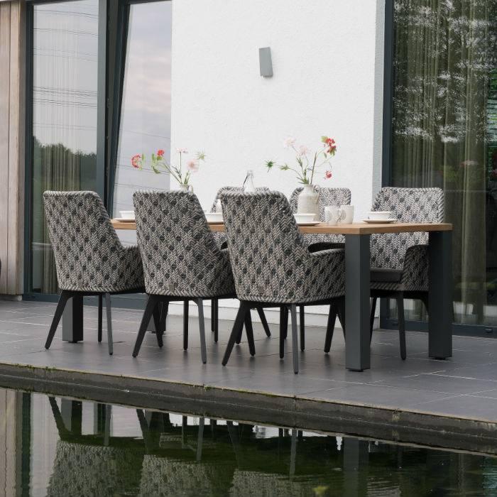 4 Seasons outdoor Savoy dining - Springbed | mattress | outdoor