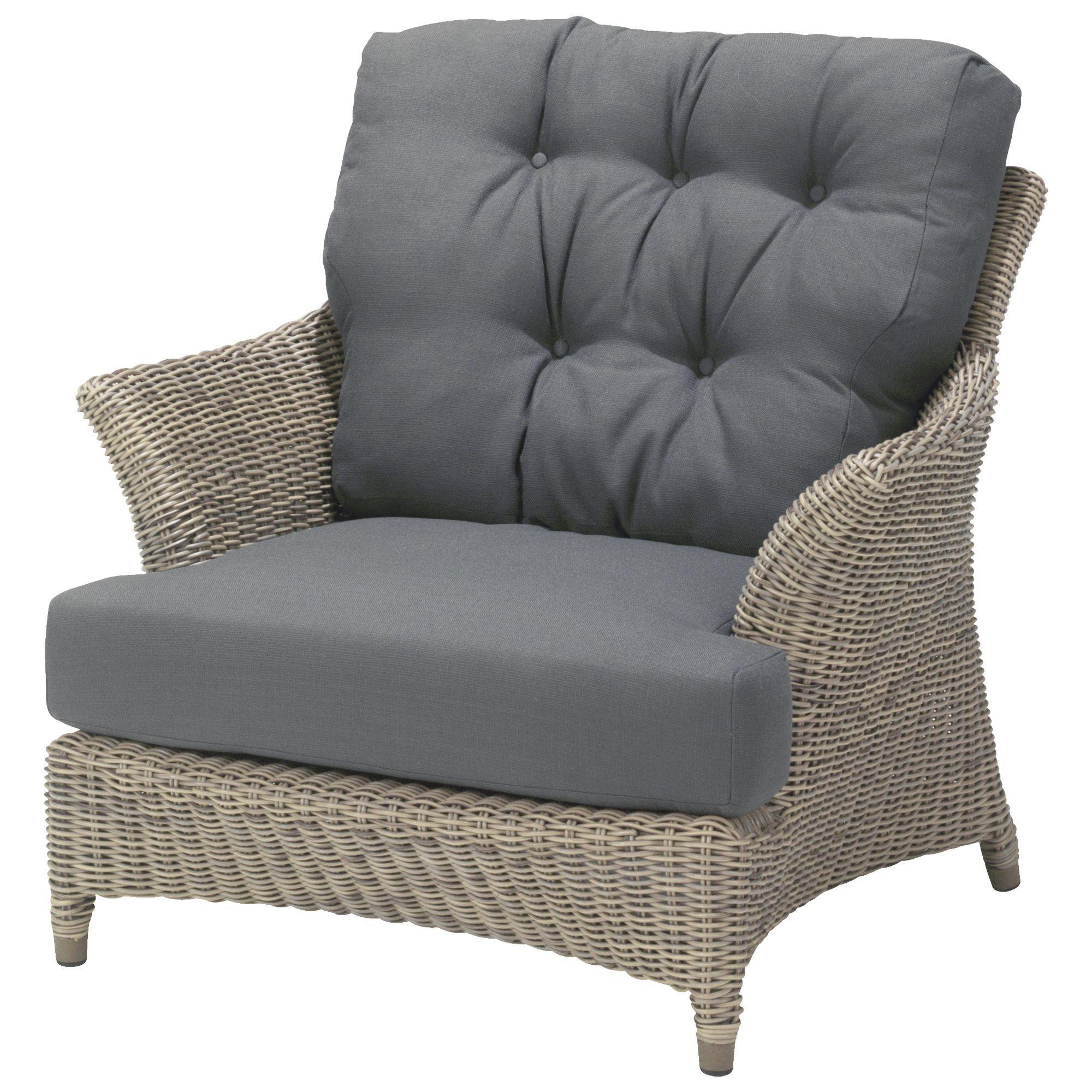 4 Seasons Outdoor Valentine Low Back Garden Armchair | Armchair
