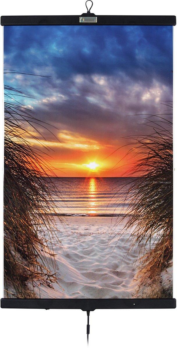 bol.com   Infrarood verwarming in poster-vorm Sunset on Ibiza