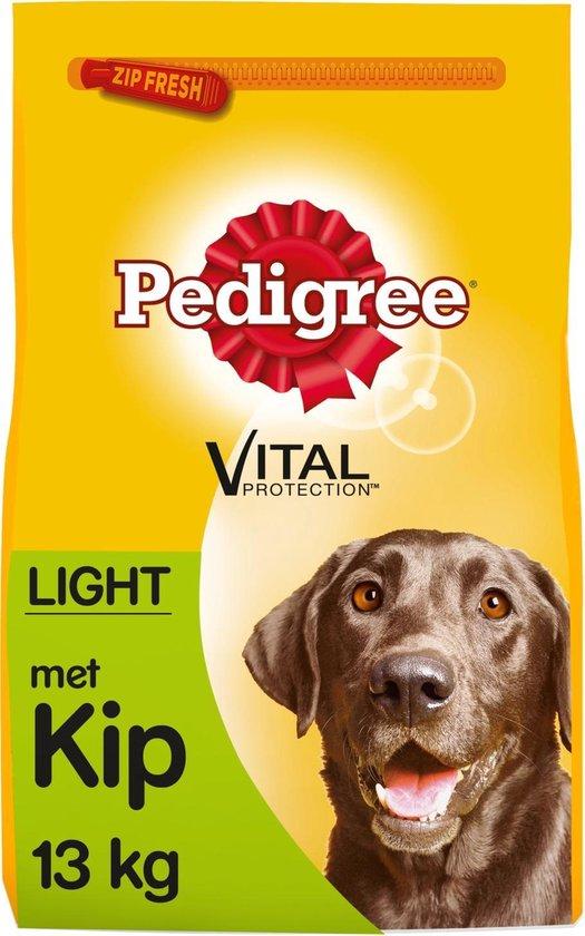 bol.com   Pedigree Vital Protection Light Adult Brokken - Kip