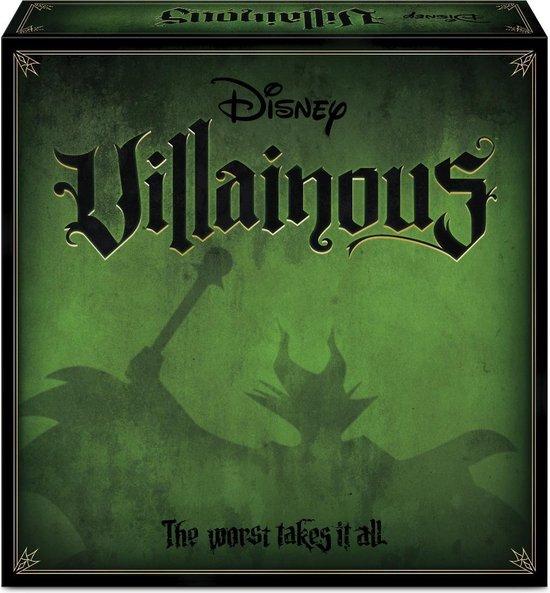 bol.com | Ravensburger Disney Villainous - Bordspel Engelstalig
