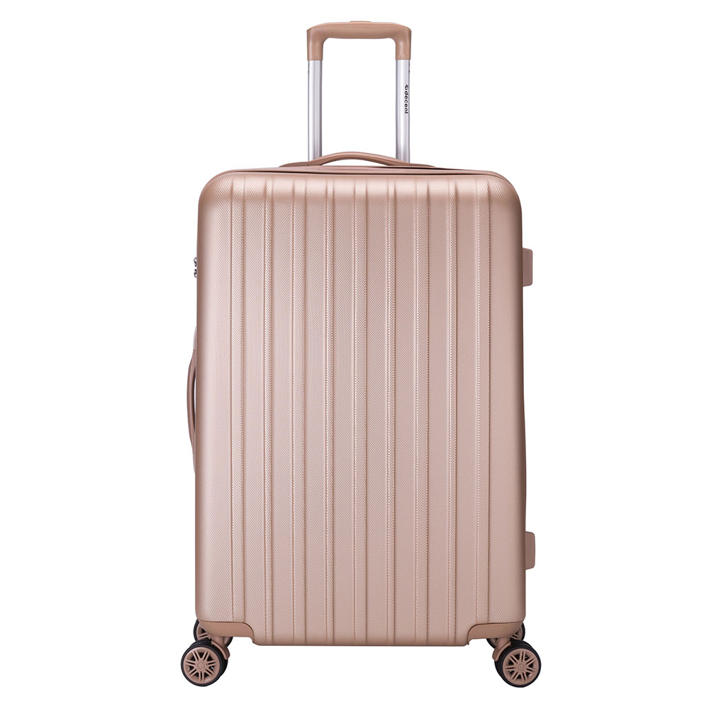 Decent Tranporto-One Trolley 76 Salmon Pink