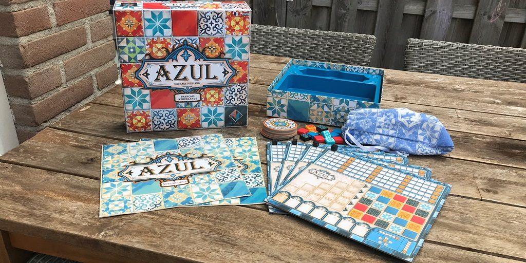 Het Azul Spel: Uitleg, Unboxing + Mijn Review! - Spellenwijs
