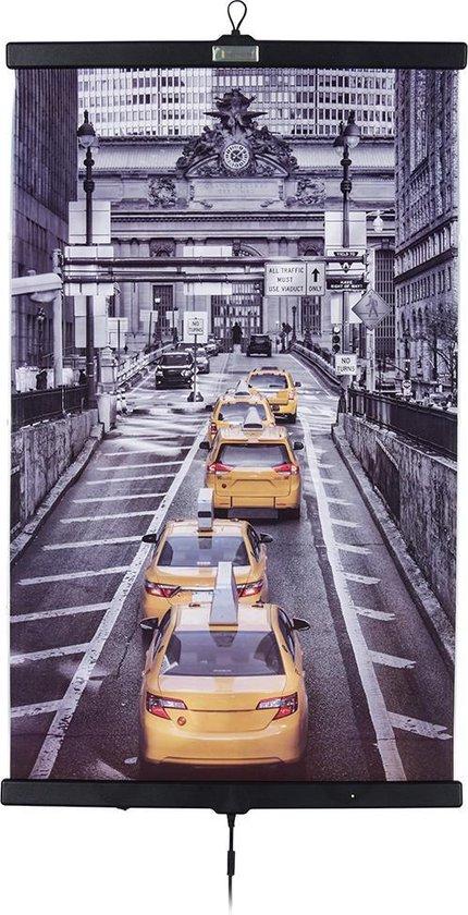 Infrarood verwarming in poster-vorm Cabs in New York