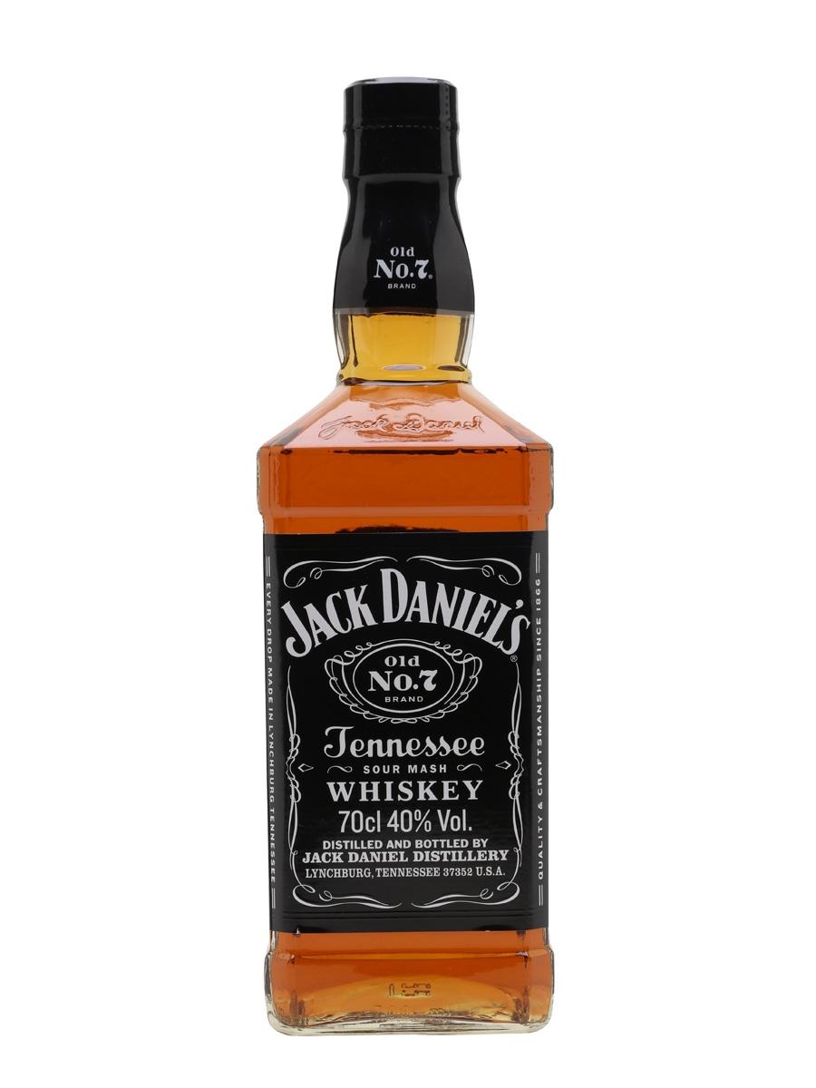 Jack Daniel's Old No.7 : The Whisky Exchange