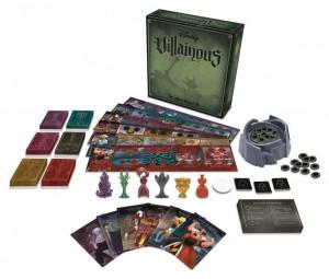 Ravensburger: Disney Villainous - Engelstalig bordspel