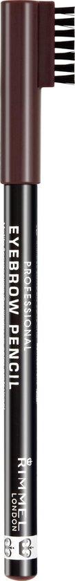 Rimmel London Professional Wenkbrauwpotlood - 001 Dark Brown