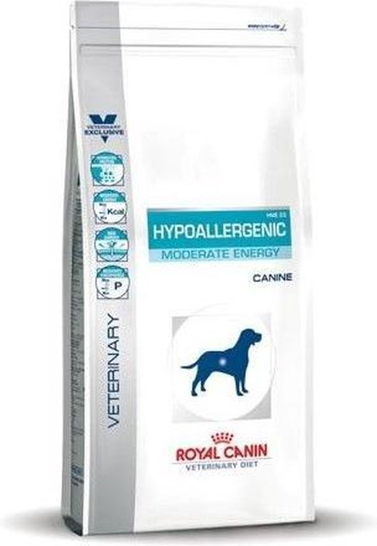Royal Canin Hypoallergenic Moderate Calorie - Hondenvoer - 7 kg
