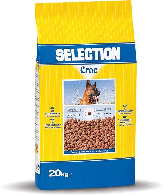 ᐅ • Royal Canin Selection Croc - Hondenvoer - 20 kg - Hondenspot.nl