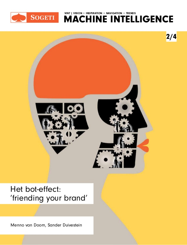 The bot effect friending your brand machine intelligence NL
