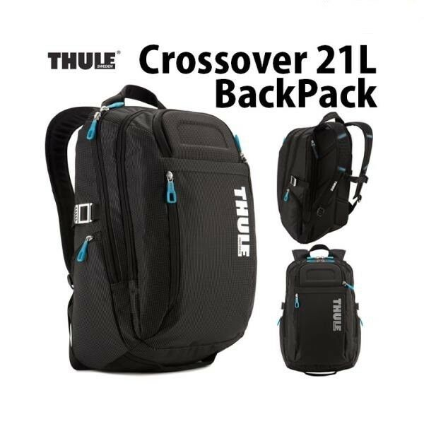 Thule Crossover 21l Backpack Tcbp-115 Cs4495 Cushioned Storage for