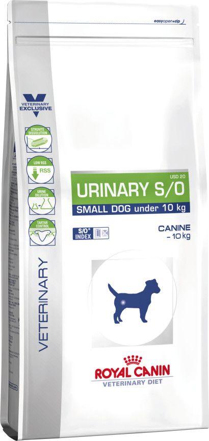Urinary S/O Small Dog under 10kg - Dog Food | Dog food allergies