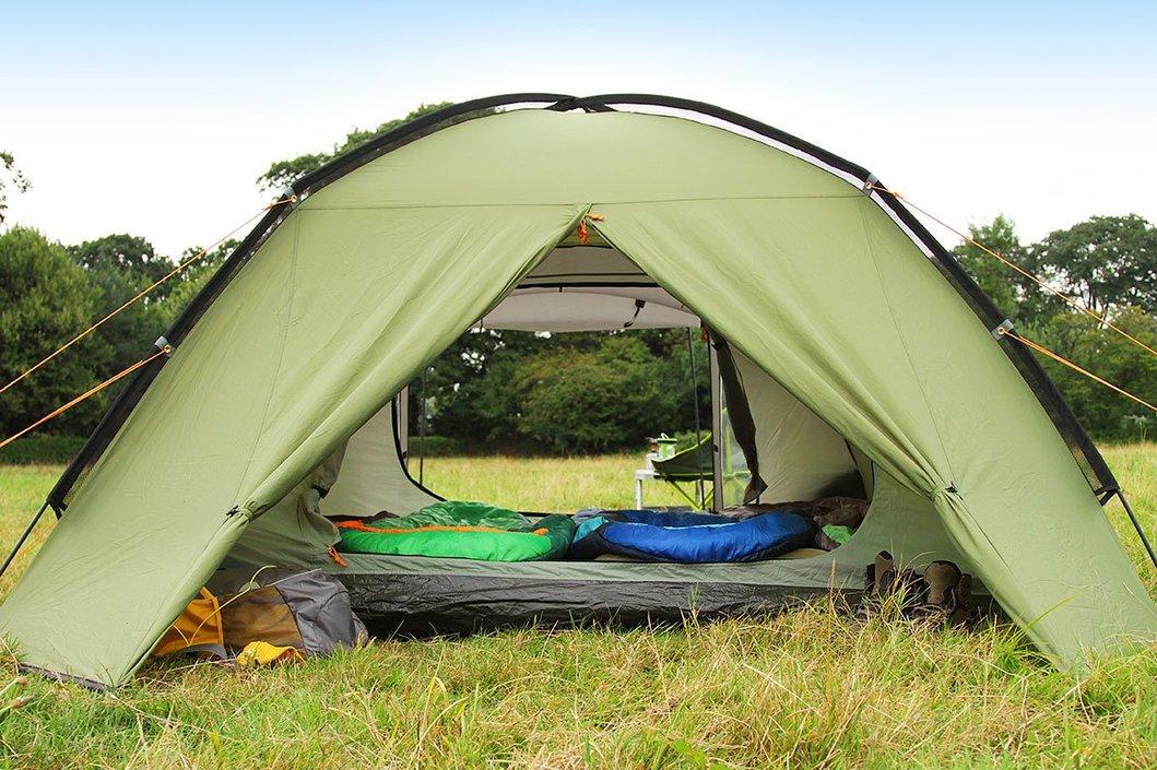 Want to buy Coleman Hayden 3 dome tent?
