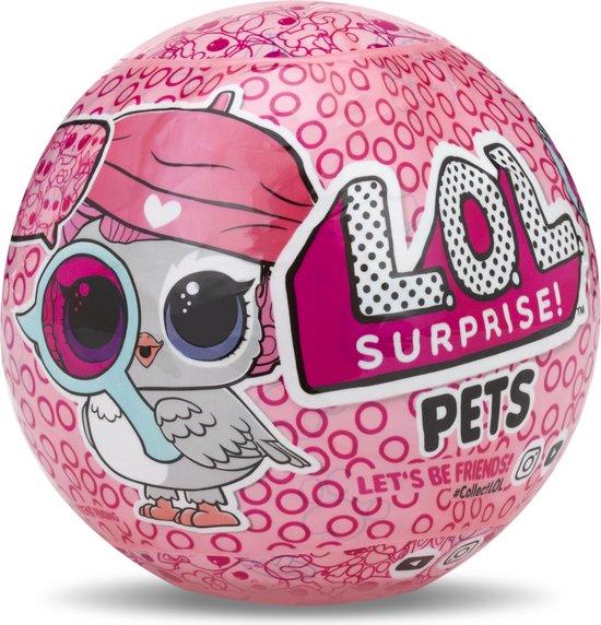 L.O.L. Surprise Eye Spy Pets Bal Serie 4.1
