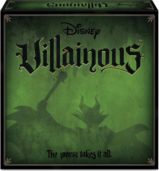 Ravensburger Disney Villainous - Bordspel Engelstalig