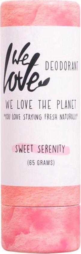 We love the planet deodorantstick - Sweet Serenity