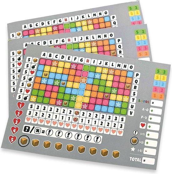 Keer op Keer 2 Extra scoreblokken - 999 Games