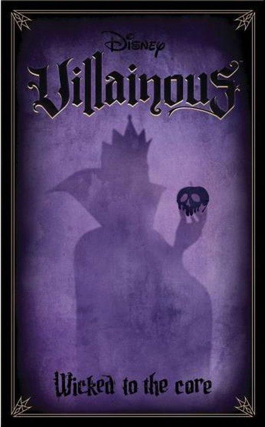 Ravensburger Disney Villainous Uitbreiding Wicked to the Core - Bordspel Engelstalig