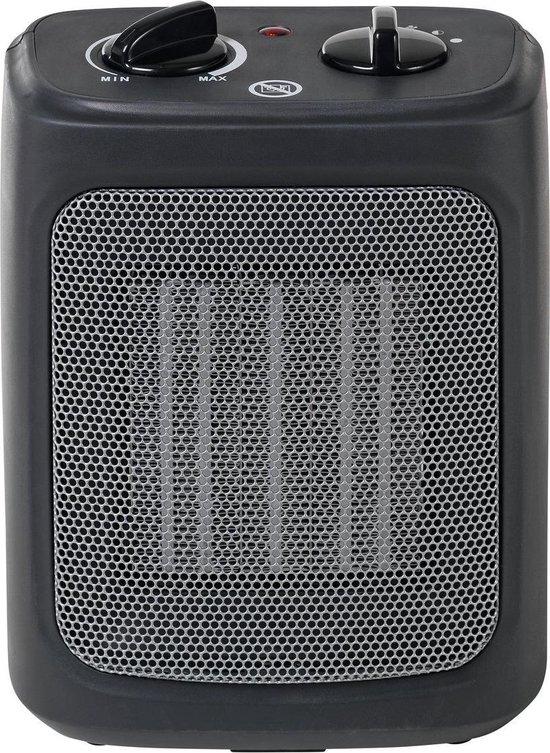 Challenge - 2000w - keramische ventilatorkachel 2 in 1 ventilator en kachel