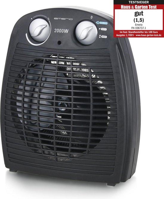 Emerio Ventilator kachel 2000W FH-106737.1