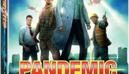Z-Man Games Pandemic  Bordspel