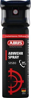 Abus Abwehrspray SDS 80 - 360° Technik