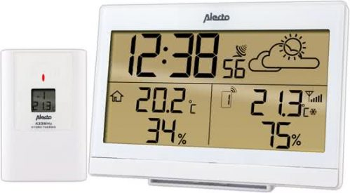 Alecto WS-2300WT Weerstation wit