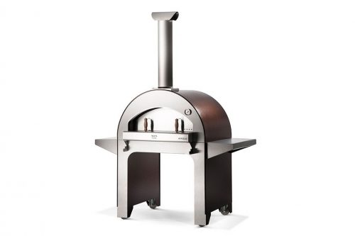 Alfa Pizza Forno 4 Pizze - Copper
