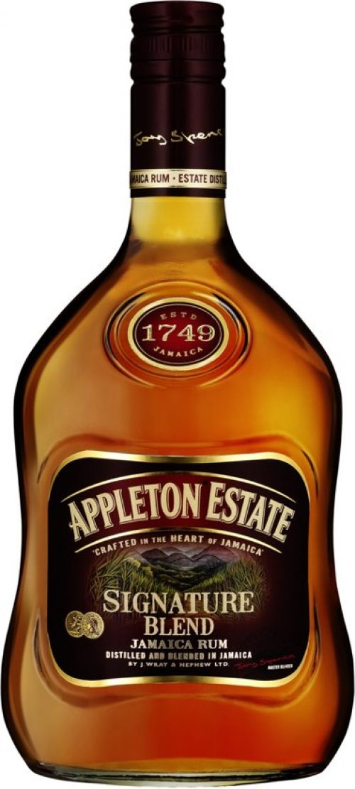Appleton Estate Signature Blend - 1 x 70 cl