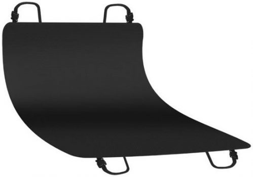 Autostoelbeschermer – beschermhoes autostoel hond– zwart 144 x 144 cm
