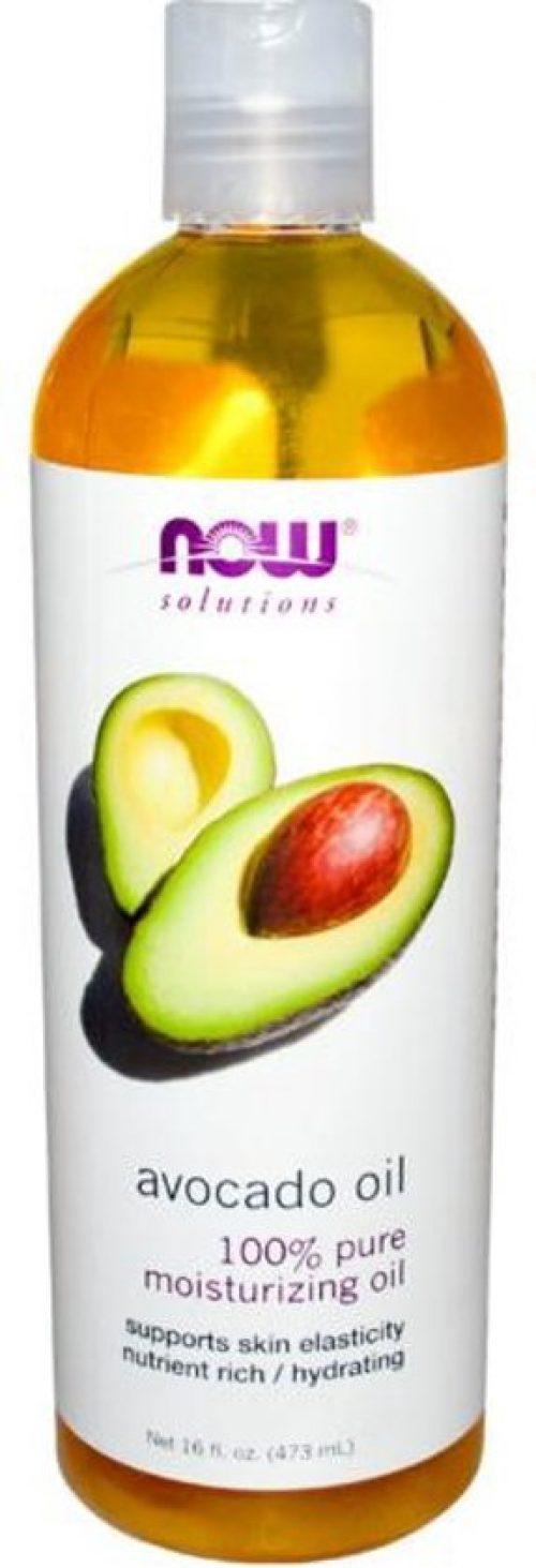 Avocado olie (473 ml) - Now Foods