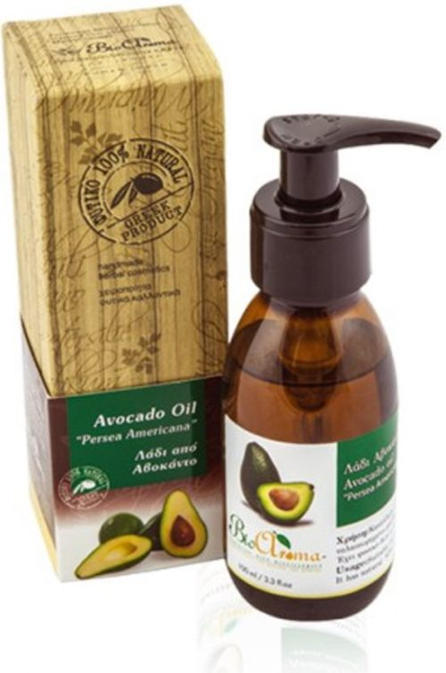 Avocado-olie, basisolie 100ml